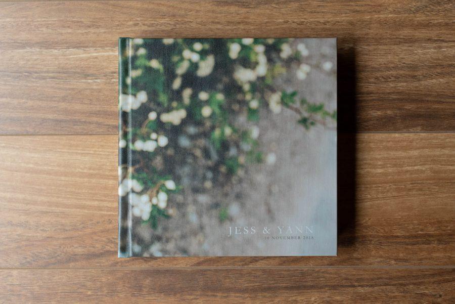Photo Wrap Wedding Album