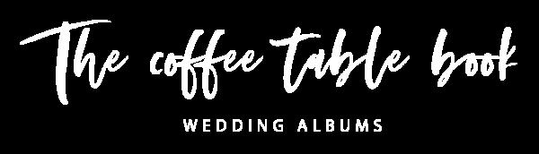 Wedding Photo Albums — The Coffee Table Book — Wedding Album Design