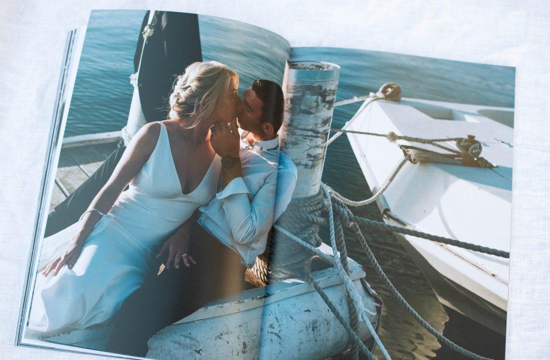 2020 Wedding Trends - The Editorial Wedding Magazine is an alternative wedding album for non-traditional weddings